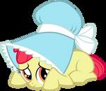 Applebloom: Now with Muzzle.