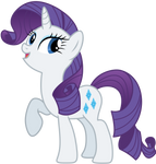 Rarity: The pony everypony should know.