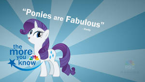 Rarity: The more you know.