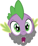 Bearded Spike is best Spike. Obviously.