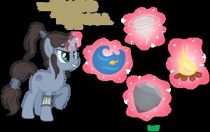 The Legend of Pony Korra