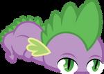 Spike. As a... Monorail thingie.