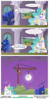 Raising the Moon