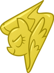 Wonderbolts Lead Pony Badge