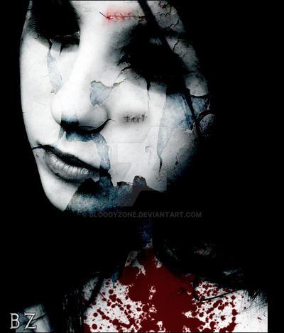 Dark Girl by BloodyZone