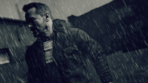[SFM] Man in the rain