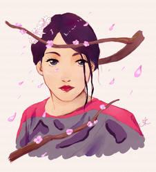 Sakura by MeiMei-KaiTen