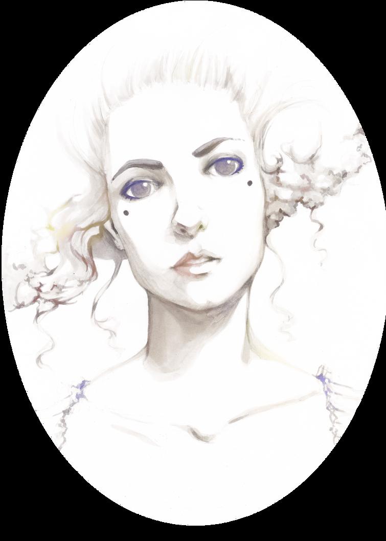 Portrait1 by MeiMei-KaiTen