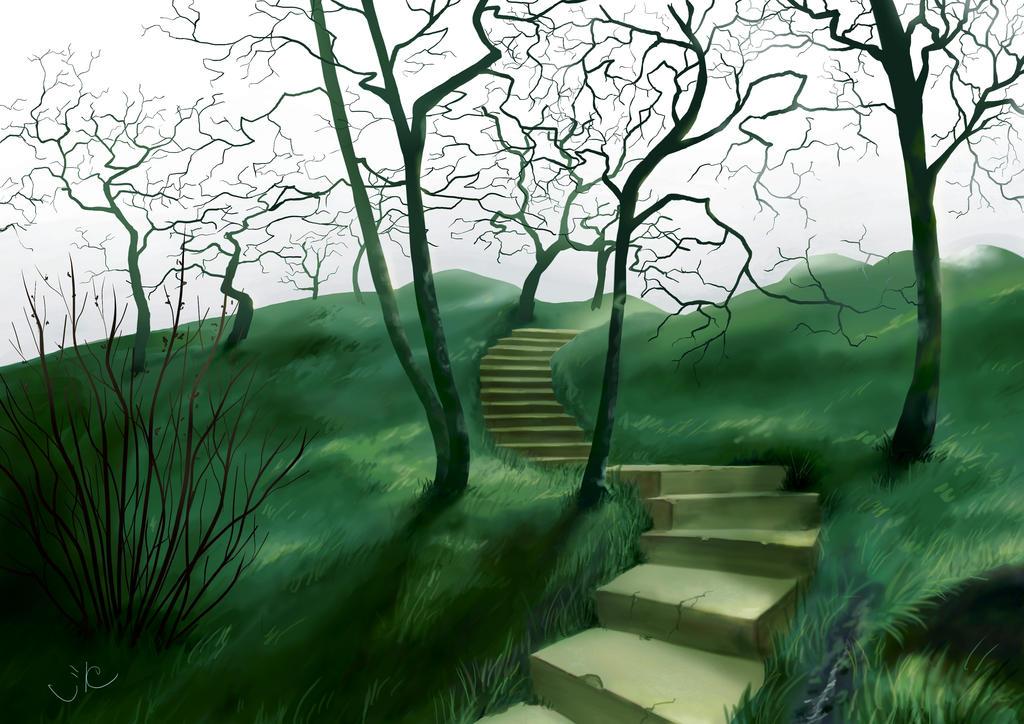 Steps by MeiMei-KaiTen