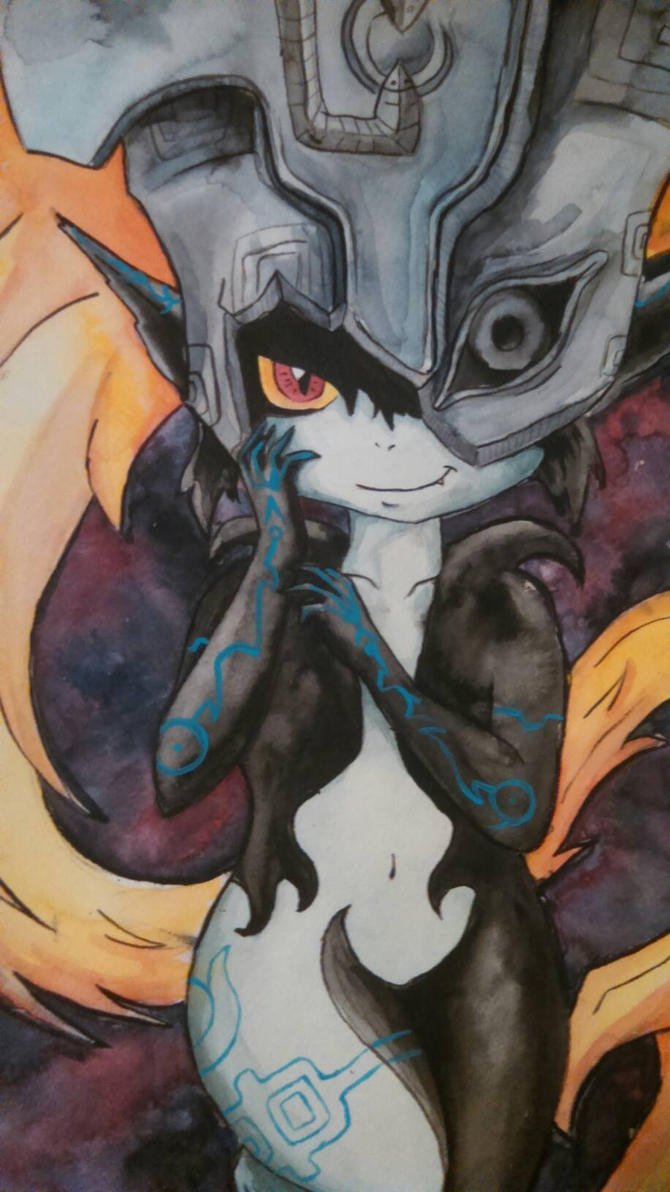 Midna by Midna-choas