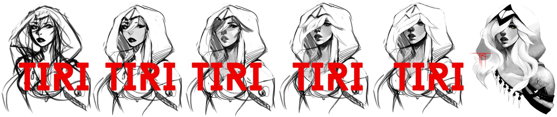 what process by ti-ri