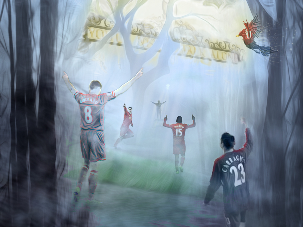 Liverpool FC Multimedia Thread - Page 12 Golden_sky_by_velimirius-d79w12a