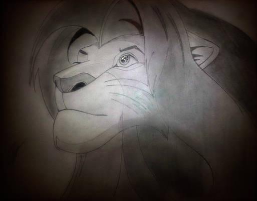 Simba Rey leon