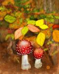 Herbstwald1_Lillyart
