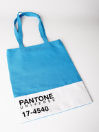 Pantone Universe Bag blue by likitamartin
