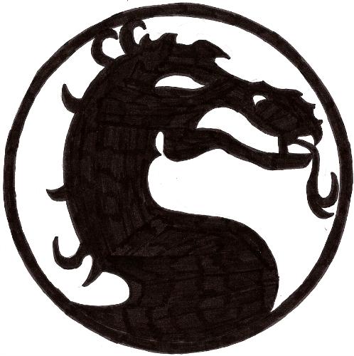 mortal kombat logo images. mortal kombat logo png.