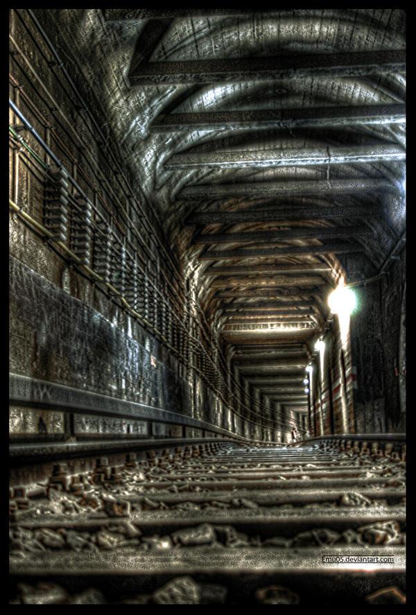 Forgotten Tunnels ... by Emu05