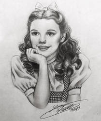 The Wizard of Oz - Judy Garland as Dorothy Gale
