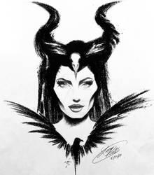 Maleficent - Mistress of Evil Portrait