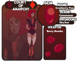 Cranberry Pearl: Courts of Anarchy