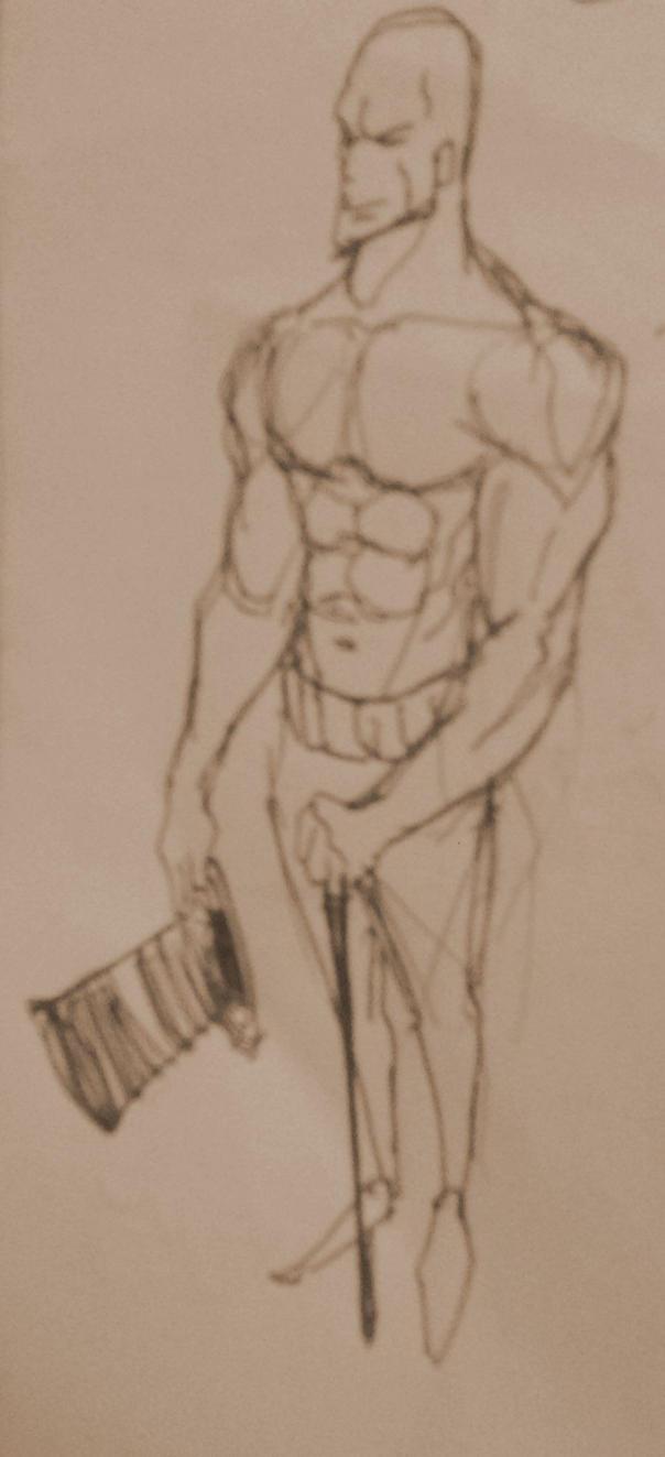 doodle by pneumonia94