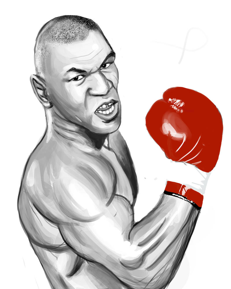 Mike Tyson by pneumonia94