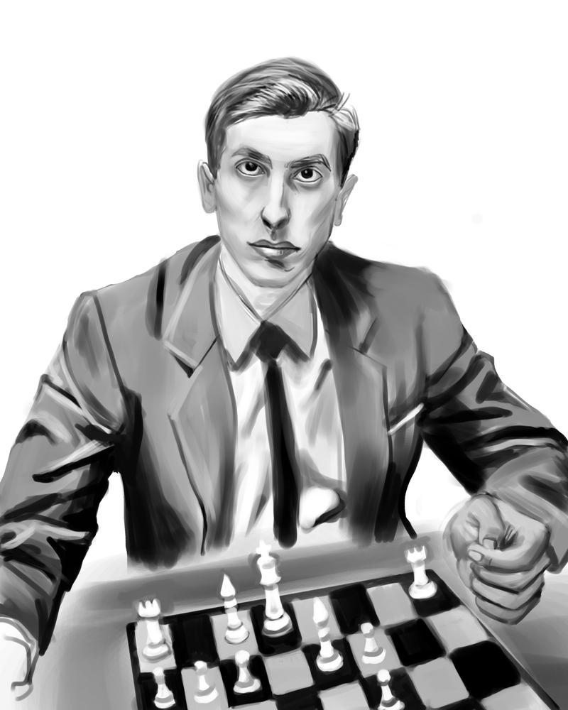 Bobby Fischer by pneumonia94