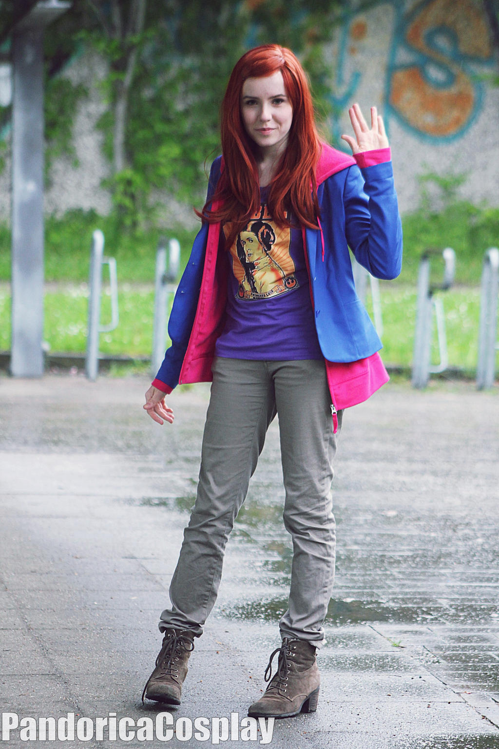 Anna supernatural cosplay