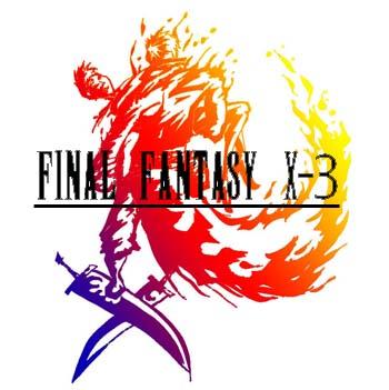 Final Fantasy X-3 logo