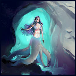 The entry of the Submersed world by sounchy