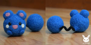 Felted Azurill
