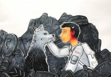 Good boy - Isle of Dogs
