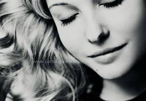 quiet smiles by CarolineZenker