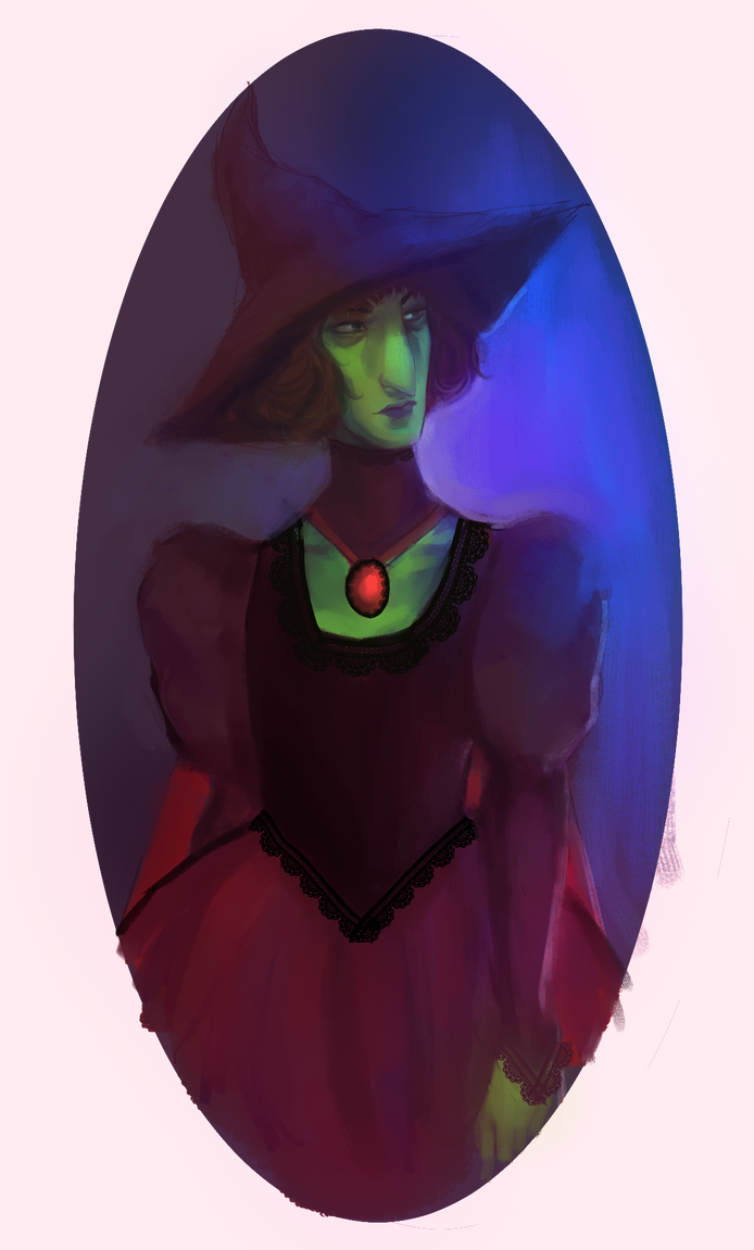 Witch Of The West by LeslieREVOLUTION