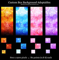 Custom Box Background Adoptables [OPEN] by Melody-Dreams