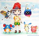 Pokemon Universe by Melody-Dreams