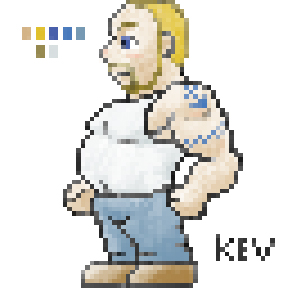 Pixel Art 01 by KevAegis