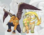 DSM Black Eagle and The Messenger (remastered)