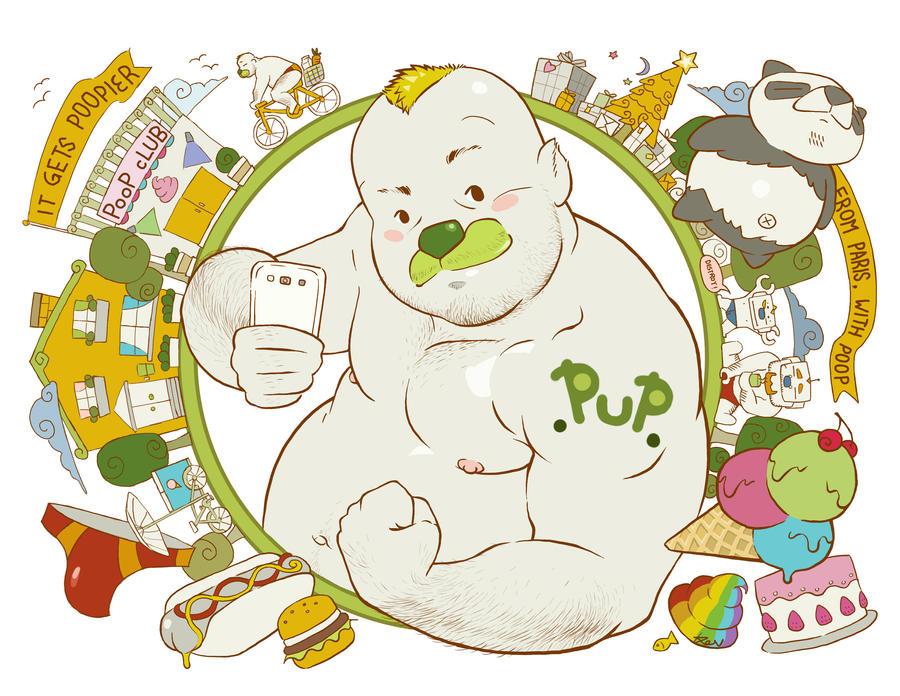 PUP Calendar Cover