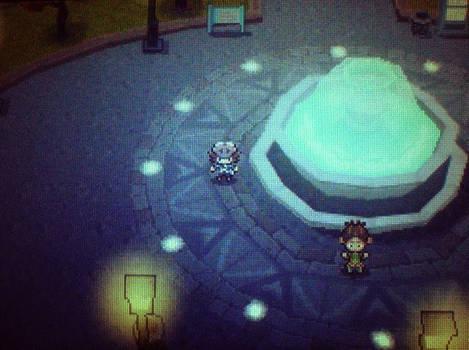 Pokemon Black Castelia City