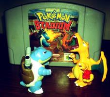 Pokemon Stadium / Nintendo 64