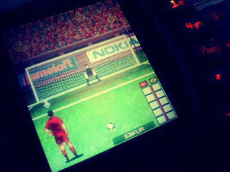Marcel Desailly Pro Soccer / Nokia Ngage