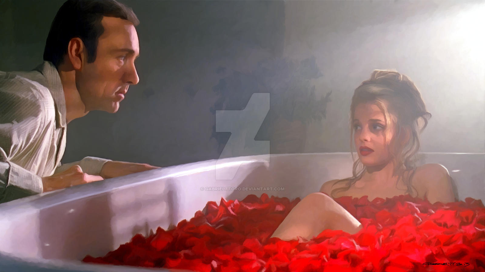 american beauty film analysis 2 American beauty comes with an aura of dazzlingly positive reviews  i realize i'm  comparing a film which is ostensibly a work of art to two.