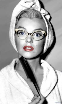 Marilyn Monroe Large Size Portrait #10