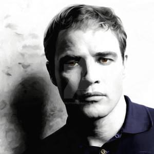 Marlon Brando Portrait #1
