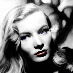 Veronica Lake Portrait