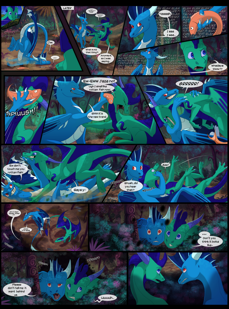Something Fishy- Page 2/6 by SkipSkid