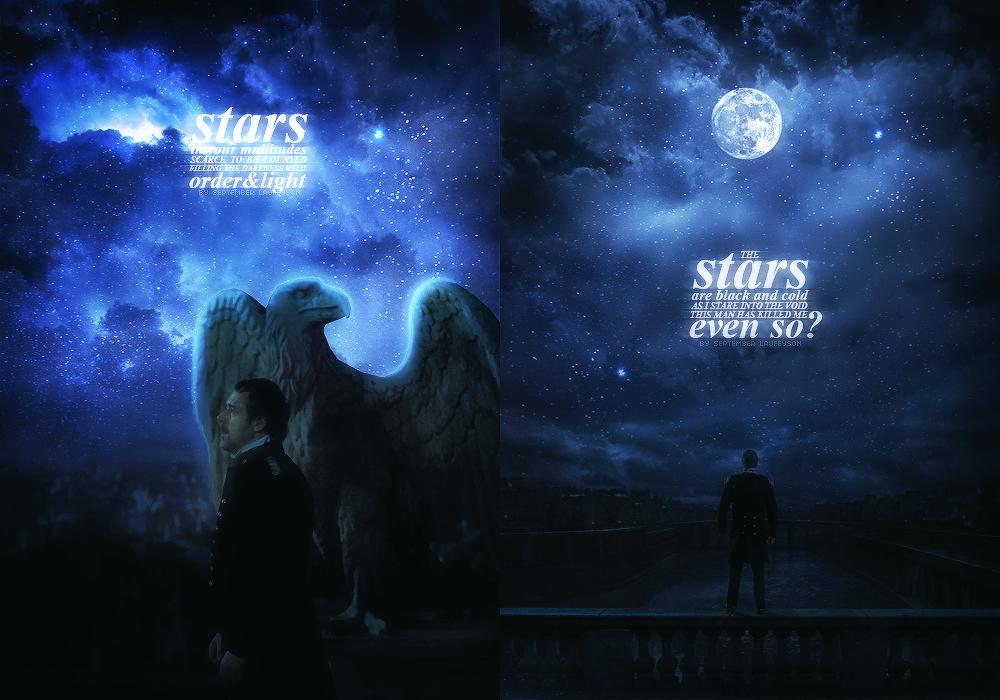 stars. the beginnng always leads to an end. by DoriannaLaufeyson
