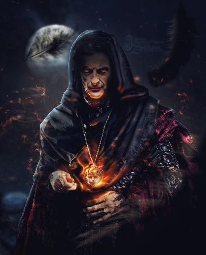 the fox wizard. pt.4 by DoriannaLaufeyson