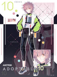 [CLOSED]Adoptable #10 AUCTION